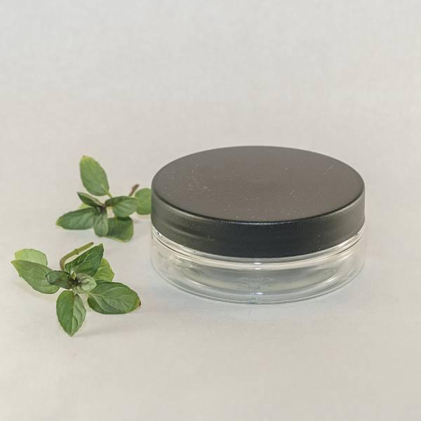 Aroma lonček s črnim pokrovom nizek, 50 ml (paket 5)