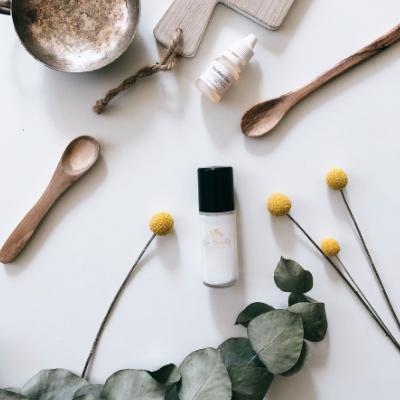 Spletni tečaj: Naravni dezodoranti