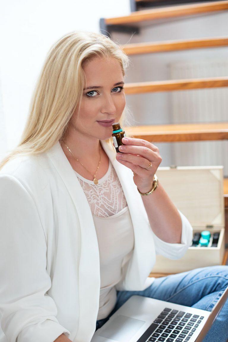 Aromika, naravna kozmetika in aromaterapija