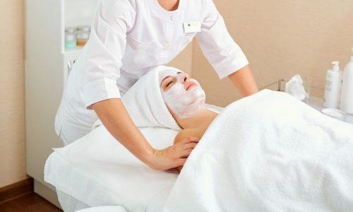 Aromaterapija v kozmetičnih salonih